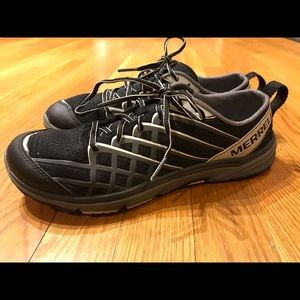 Merrell Womens Bare Access Arc Ultra Running Shoe